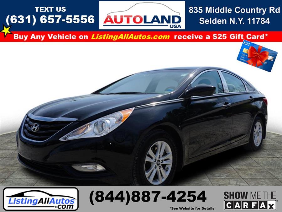 Used Hyundai Sonata GLS 2013 | www.ListingAllAutos.com. Patchogue, New York
