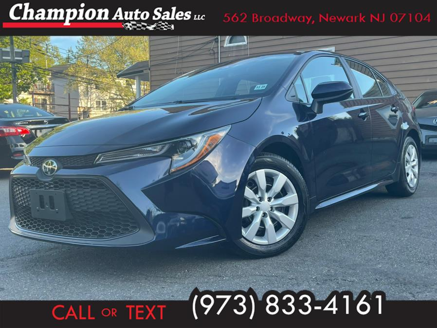 Used 2021 Toyota Corolla in Newark, New Jersey | Champion Auto Sales. Newark, New Jersey