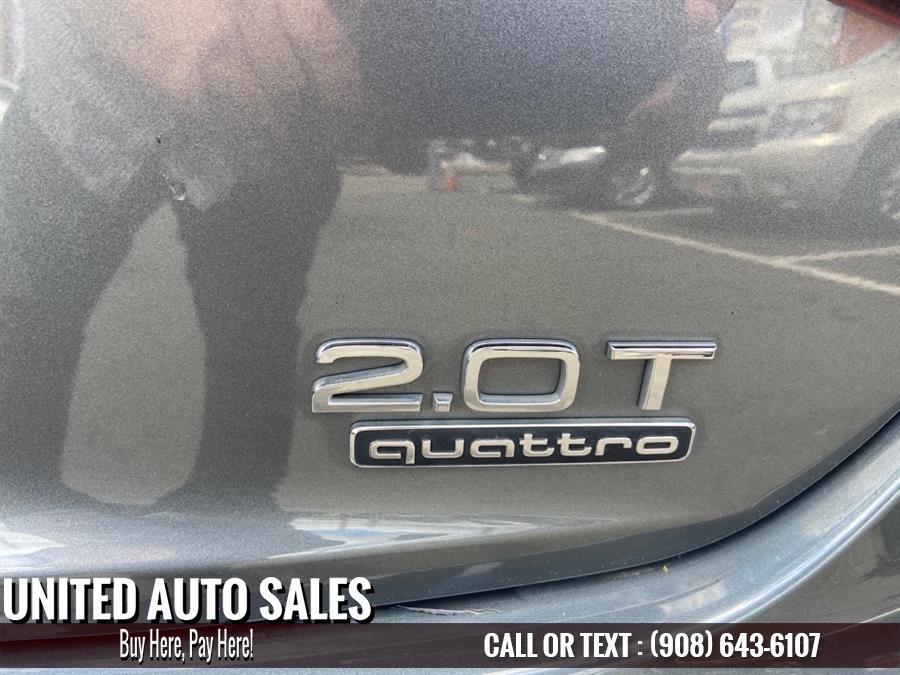 Used Audi A4 PREMIUM PLUS S-LINE 2016 | United Auto Sale. Newark, New Jersey