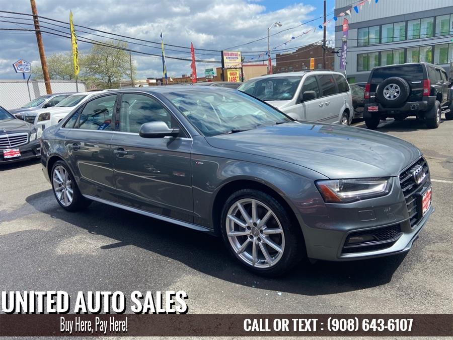 Used 2016 Audi A4 in Newark, New Jersey | United Auto Sale. Newark, New Jersey