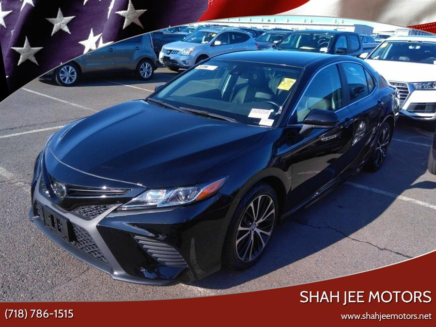 Used Toyota Camry SE 4dr Sedan 2019 | SJ Motors. Woodside, New York