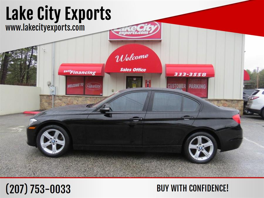 Used BMW 3 Series 320i xDrive AWD 4dr Sedan 2015 | Lake City Exports Inc. Auburn, Maine