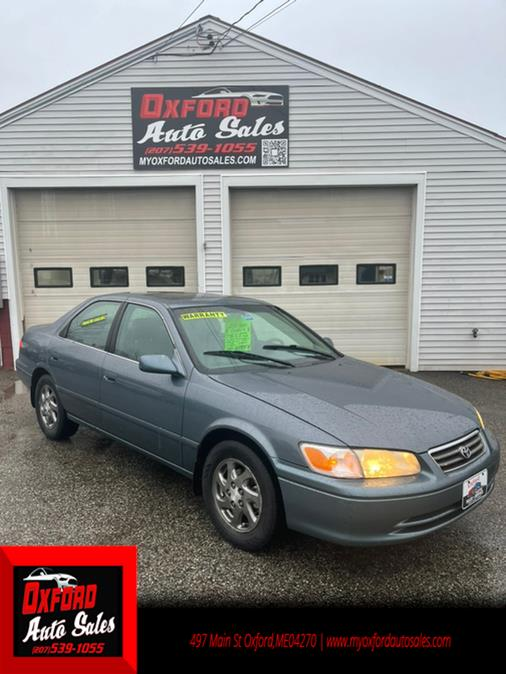 Used Toyota Camry 4dr Sdn LE Auto 2000 | Oxford Auto Sales. Oxford, Maine