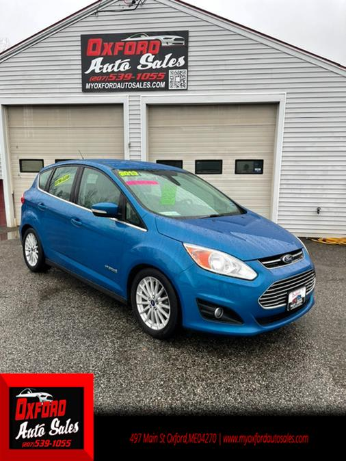 Used Ford C-Max Hybrid 5dr HB SEL 2013 | Oxford Auto Sales. Oxford, Maine