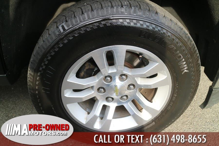 "Used Chevrolet Silverado 1500 4WD Crew Cab 143.5"" LT w/1LT 2014   M & A Motors. Huntington, New York"