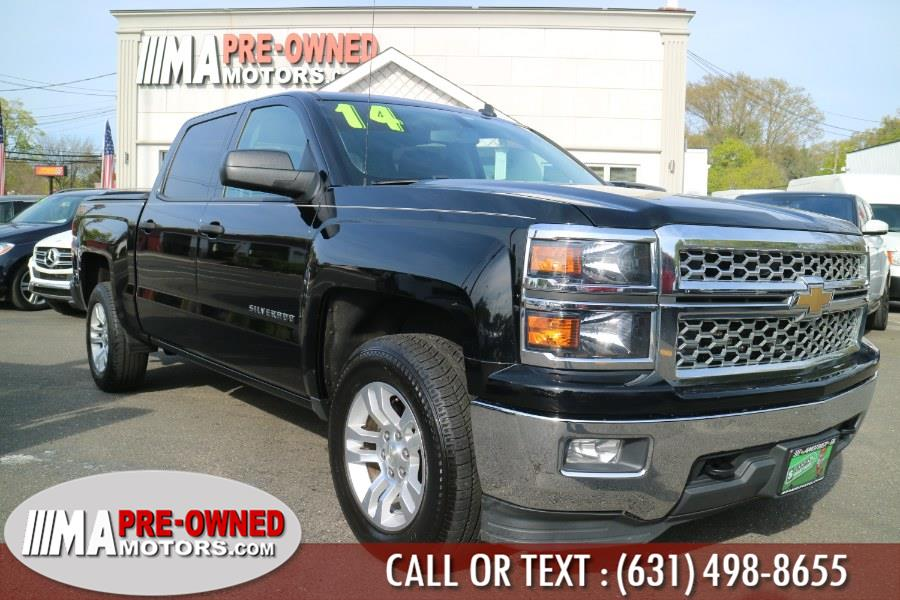 "Used Chevrolet Silverado 1500 4WD Crew Cab 143.5"" LT w/1LT 2014 