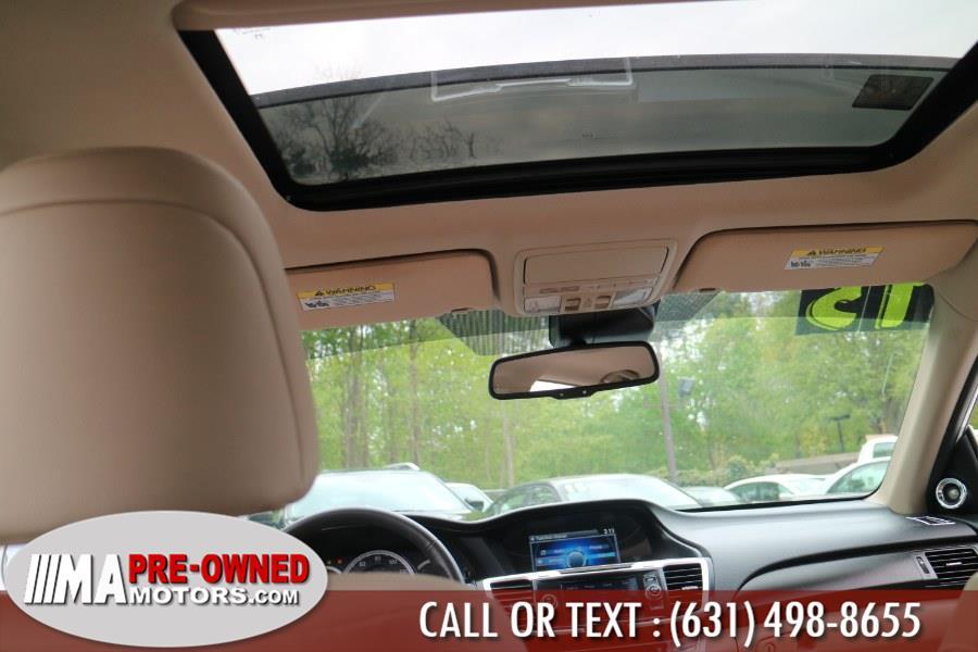 Used Honda Accord Sedan 4dr V6 Auto EX-L w/Navi 2015   M & A Motors. Huntington, New York