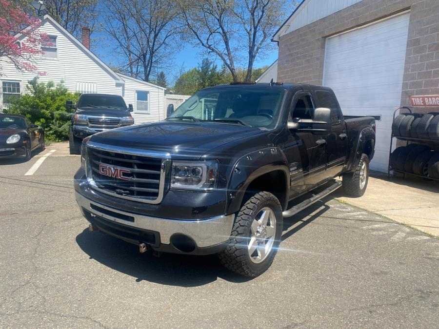 Used 2009 GMC Sierra 2500HD in Wallingford, Connecticut | Vertucci Automotive Inc. Wallingford, Connecticut