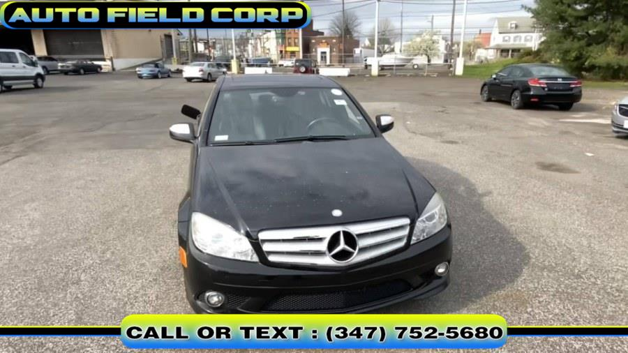 Used Mercedes-Benz C-Class 4dr Sdn 3.0L Sport 4MATIC 2008   Auto Field Corp. Jamaica, New York
