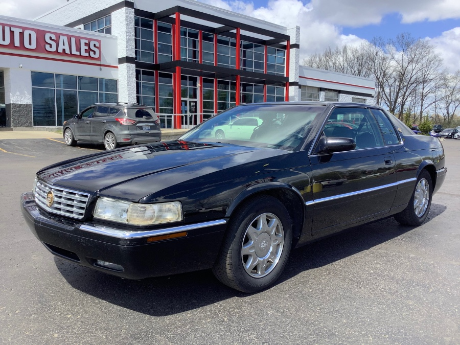 Used Cadillac Eldorado 2dr Touring Cpe 1998   Marsh Auto Sales LLC. Ortonville, Michigan