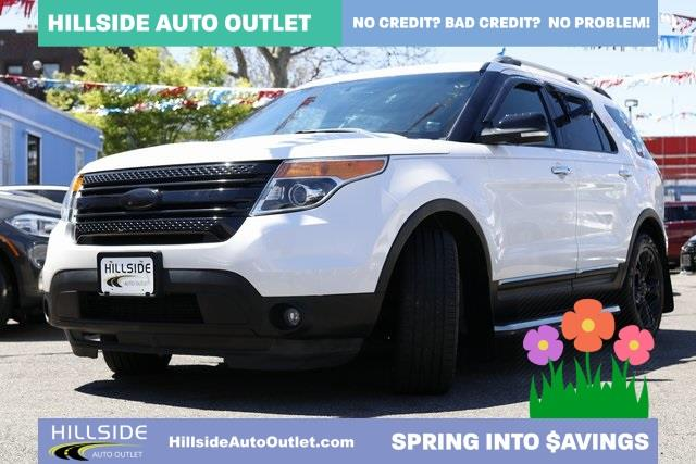 Used Ford Explorer Limited 2013 | Hillside Auto Outlet. Jamaica, New York