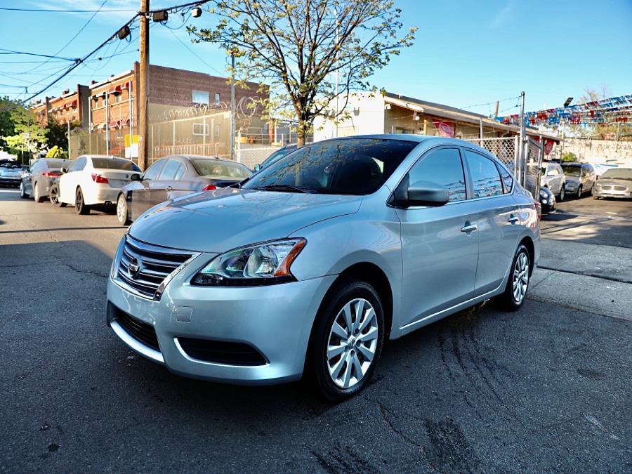 Used 2014 Nissan Sentra in Bronx, New York | Advanced Auto Mall. Bronx, New York