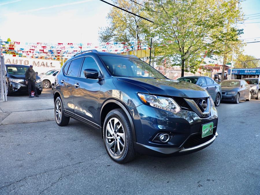 Used Nissan Rogue AWD 4dr SL 2015 | Advanced Auto Mall. Bronx, New York