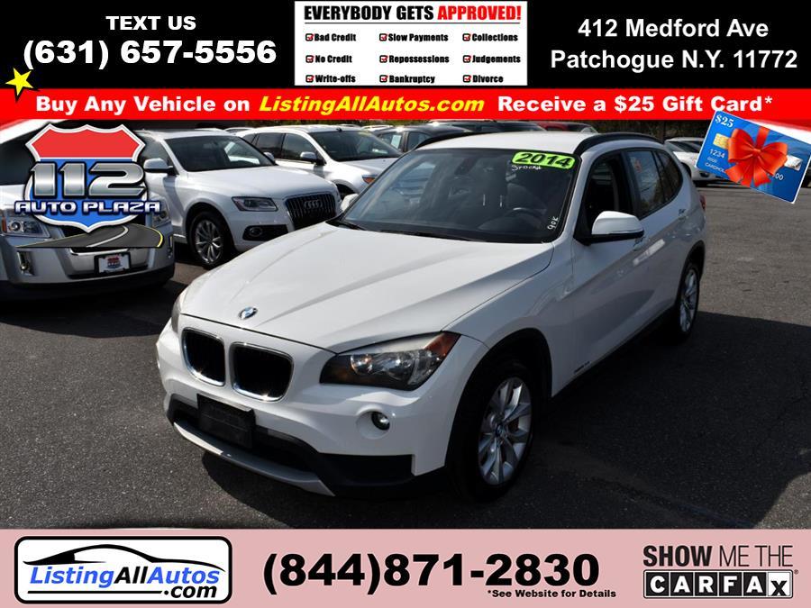 Used BMW X1 AWD 4dr xDrive28i 2014 | www.ListingAllAutos.com. Patchogue, New York