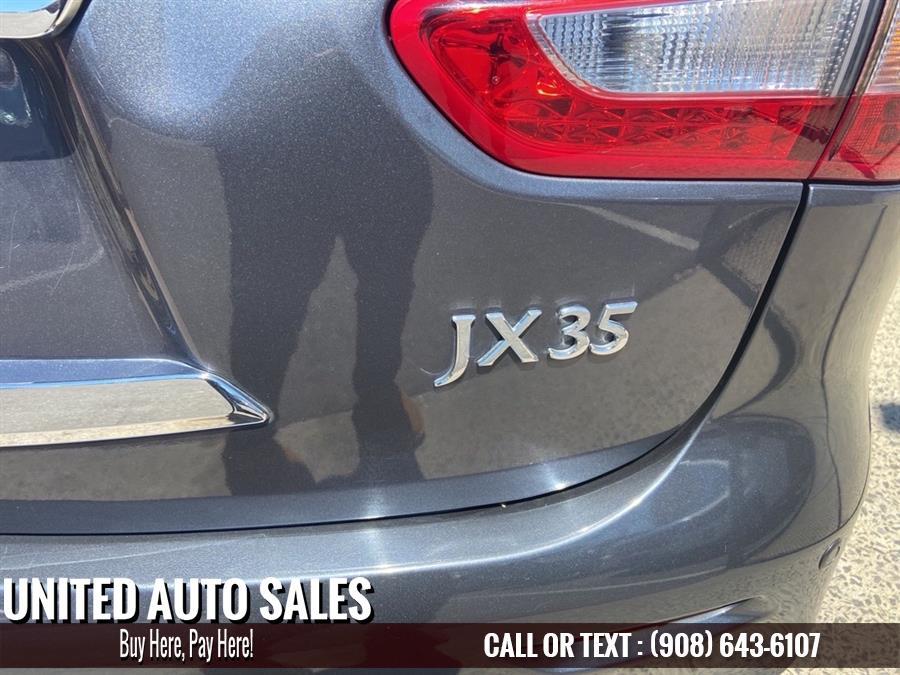 Used Infiniti Jx35  2013 | United Auto Sale. Newark, New Jersey