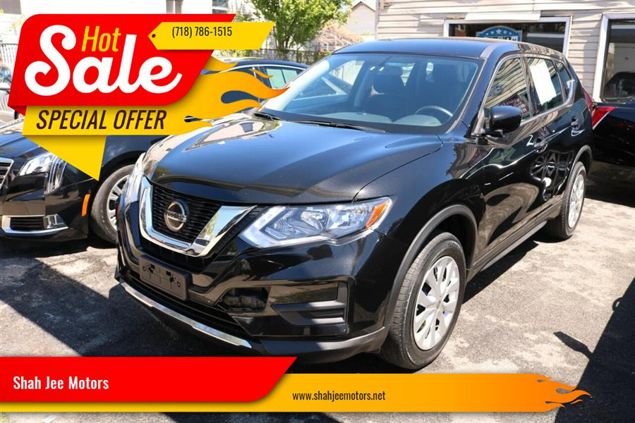 Used Nissan Rogue S AWD 4dr Crossover 2018 | SJ Motors. Woodside, New York