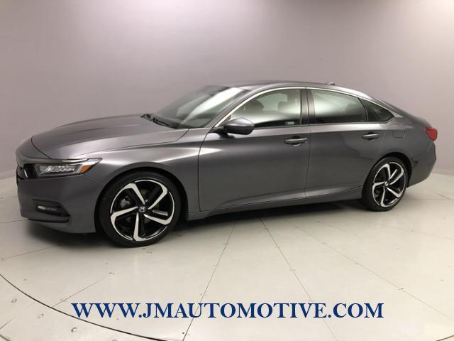 Used 2018 Honda Accord in Naugatuck, Connecticut | J&M Automotive Sls&Svc LLC. Naugatuck, Connecticut