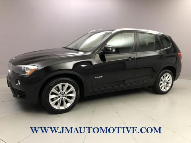 Used 2015 BMW X3 in Naugatuck, Connecticut | J&M Automotive Sls&Svc LLC. Naugatuck, Connecticut