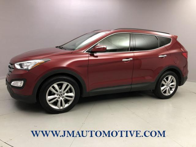 Used 2014 Hyundai Santa Fe Sport in Naugatuck, Connecticut | J&M Automotive Sls&Svc LLC. Naugatuck, Connecticut