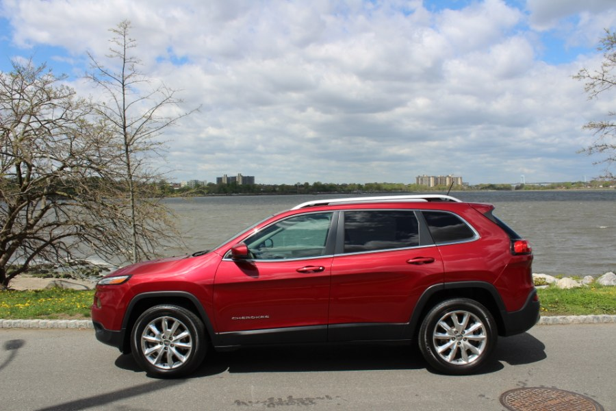 2014 Jeep Cherokee 4WD Limited, available for sale in Great Neck, NY