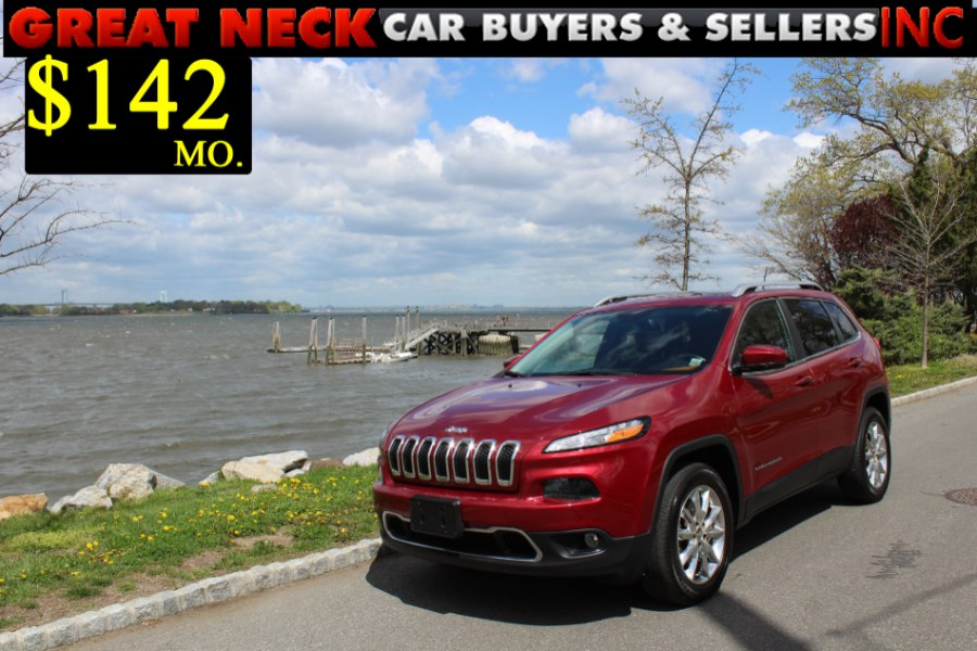 Used Jeep Cherokee 4WD Limited 2014