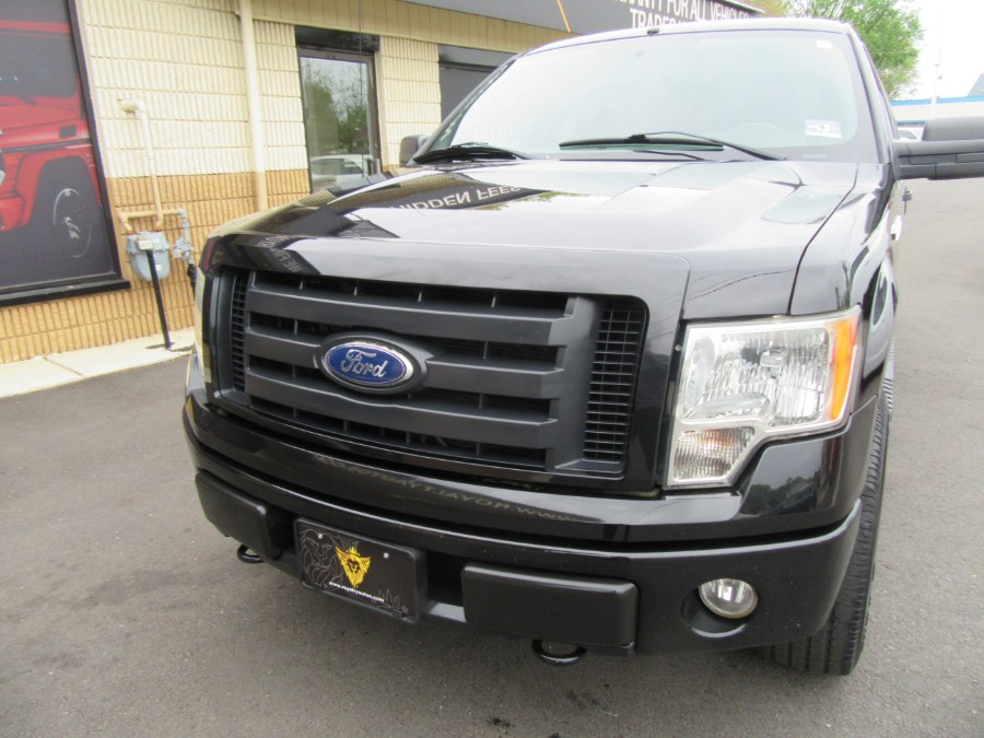 "Used Ford F-150 4WD SuperCab 145"" STX 2010 