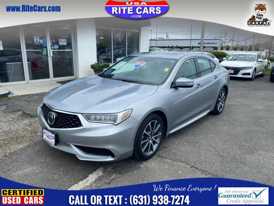 Used 2018 Acura TLX in Lindenhurst, New York | Rite Cars, Inc. Lindenhurst, New York