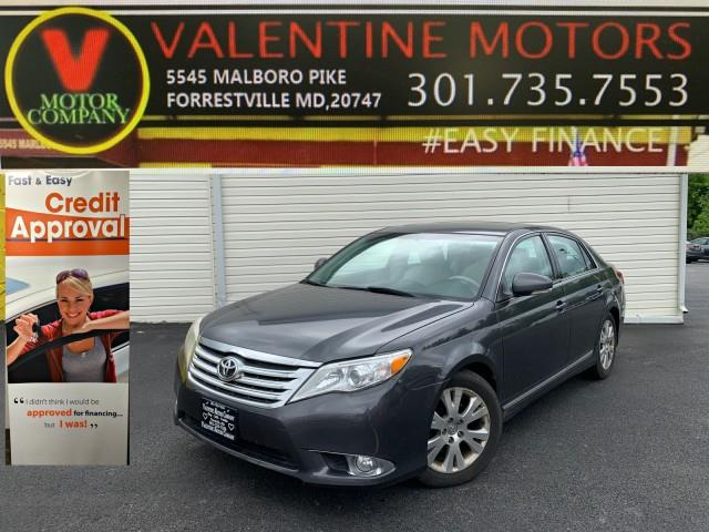 Used Toyota Avalon Limited 2011 | Valentine Motor Company. Forestville, Maryland