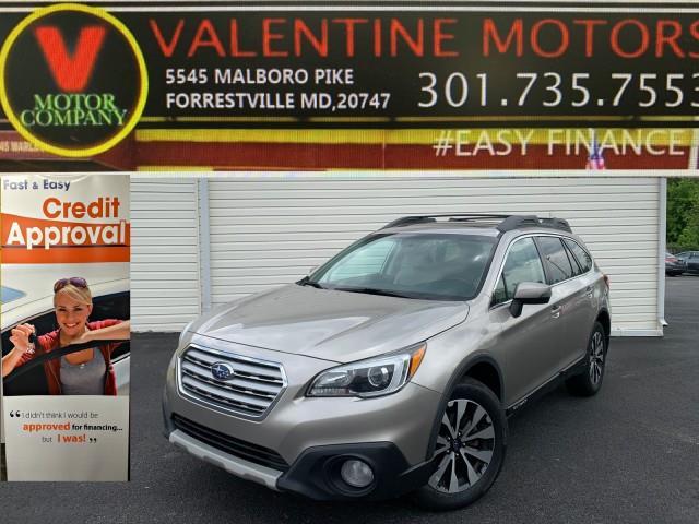 Used Subaru Outback 2.5i Limited 2015 | Valentine Motor Company. Forestville, Maryland