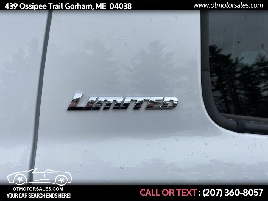Used Toyota Tundra 4WD Truck CrewMax 5.7L V8 6-Spd AT LTD (Natl) 2015 | Ossipee Trail Motor Sales. Gorham, Maine