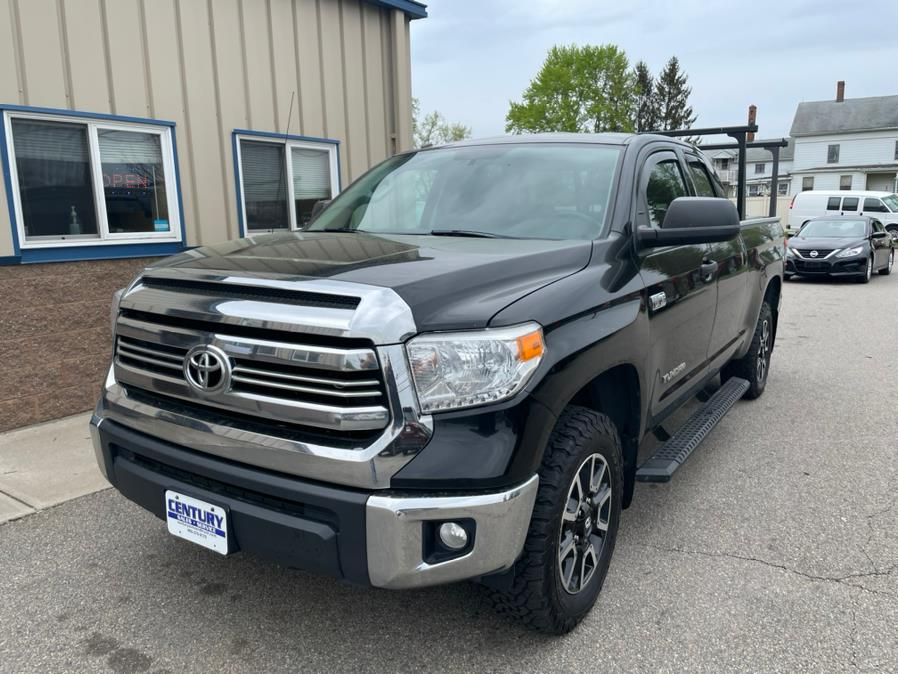 Used 2017 Toyota Tundra 4WD in East Windsor, Connecticut | Century Auto And Truck. East Windsor, Connecticut