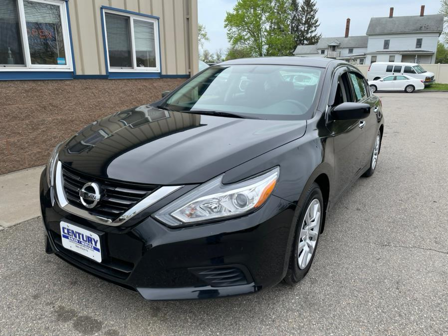 Used 2017 Nissan Altima in East Windsor, Connecticut | Century Auto And Truck. East Windsor, Connecticut