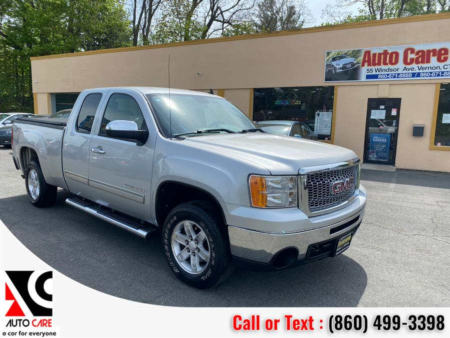 Used 2011 GMC Sierra 1500 in Vernon , Connecticut | Auto Care Motors. Vernon , Connecticut