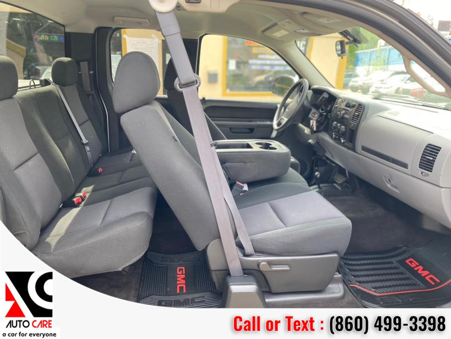 "Used GMC Sierra 1500 4WD Ext Cab 143.5"" SL 2011 | Auto Care Motors. Vernon , Connecticut"