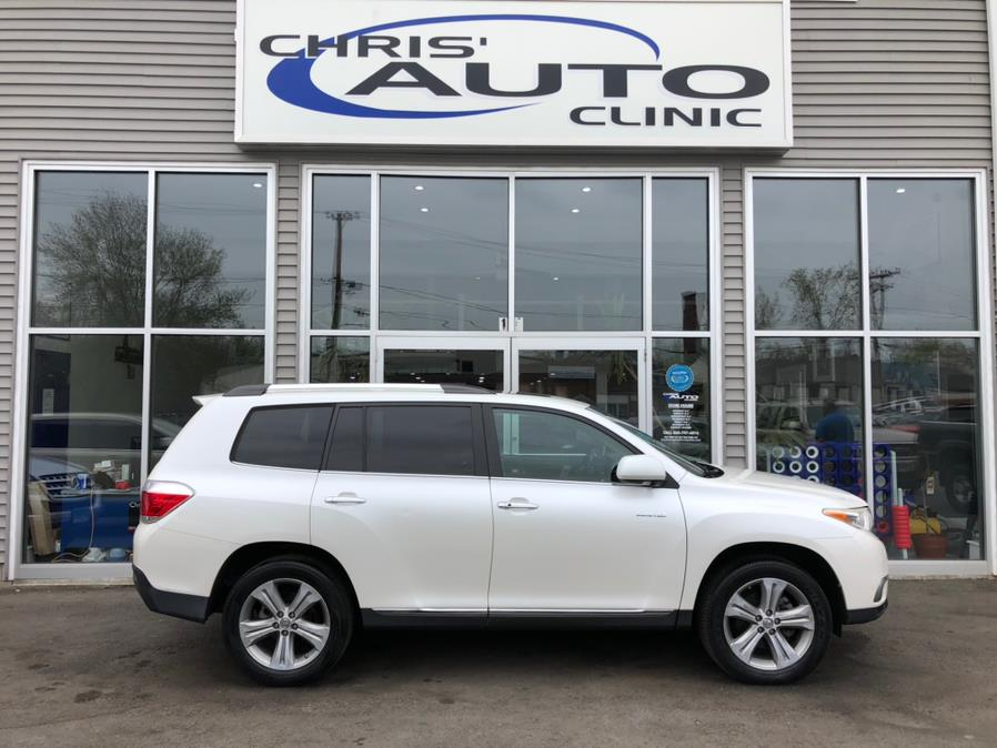 Used 2012 Toyota Highlander in Plainville, Connecticut | Chris's Auto Clinic. Plainville, Connecticut