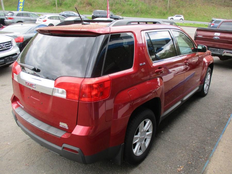 Used GMC Terrain AWD 4dr SLE w/SLE-2 2013   Cos Central Auto. Meriden, Connecticut