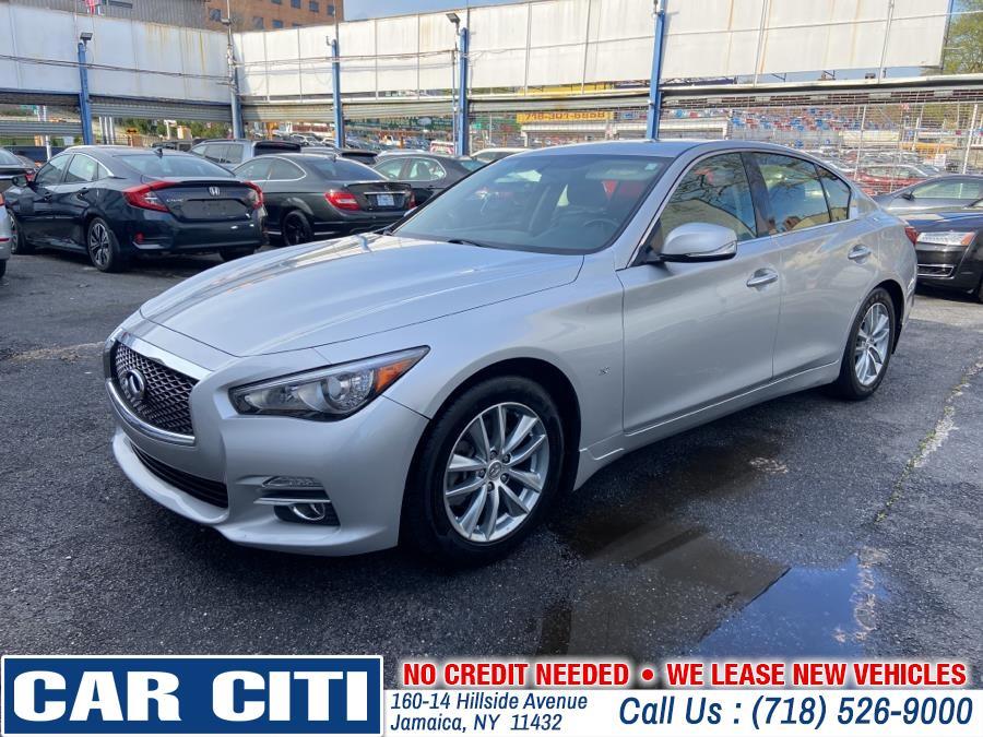 Used 2015 INFINITI Q50 in Jamaica, New York | Car Citi. Jamaica, New York