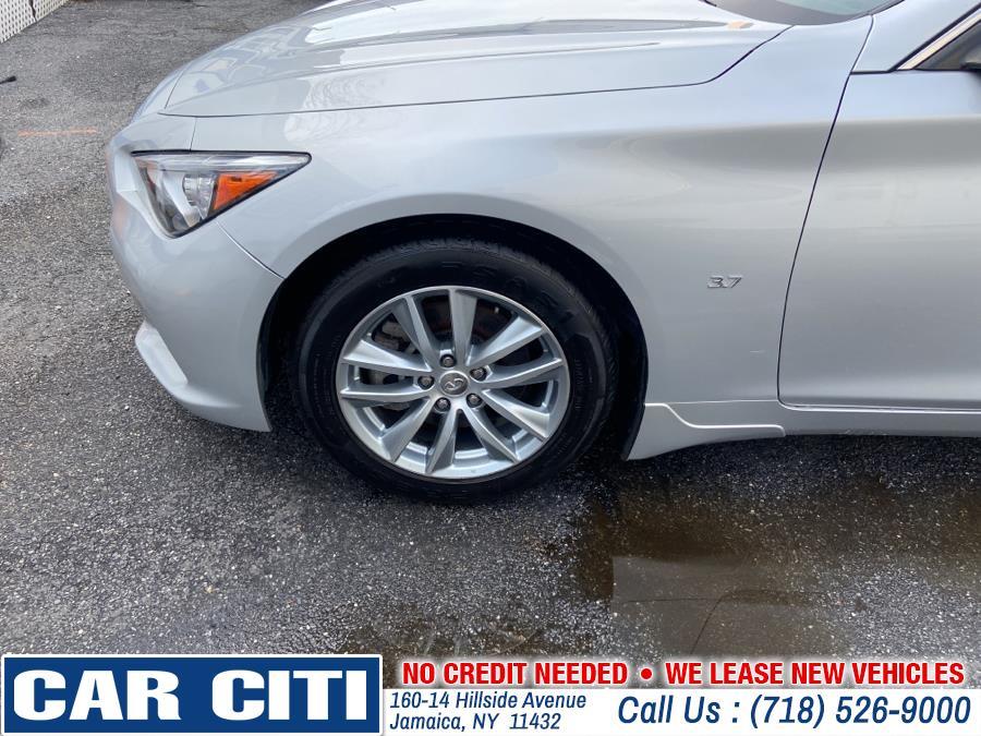 Used INFINITI Q50 4dr Sdn Premium RWD 2015   Car Citi. Jamaica, New York