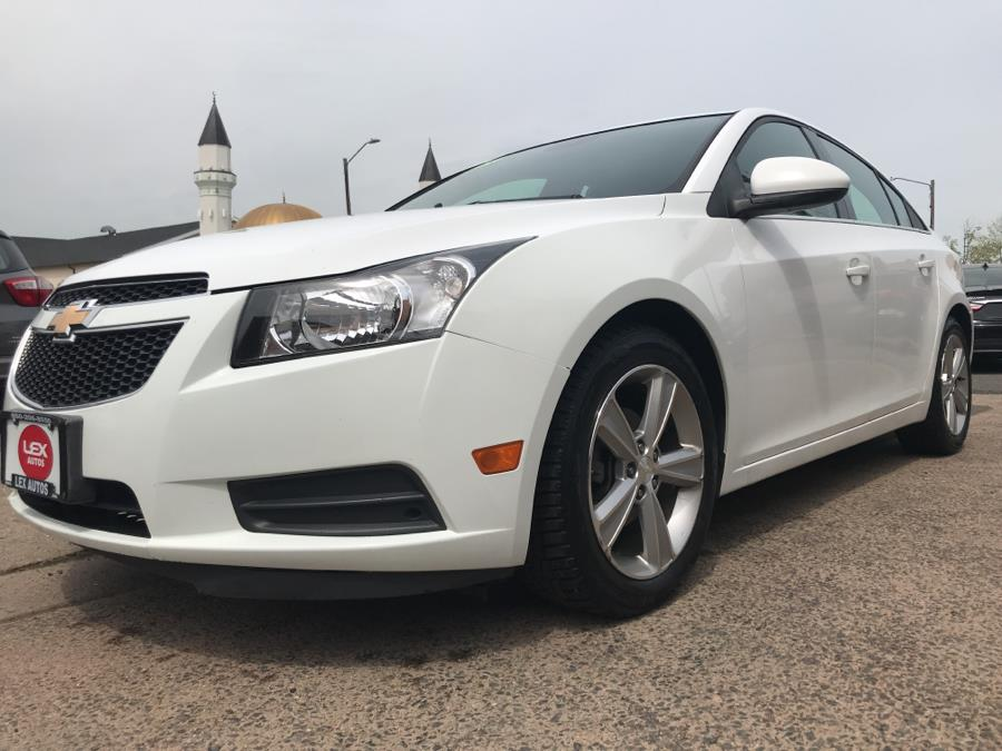 Used Chevrolet Cruze 4dr Sdn Auto 2LT 2013 | Lex Autos LLC. Hartford, Connecticut