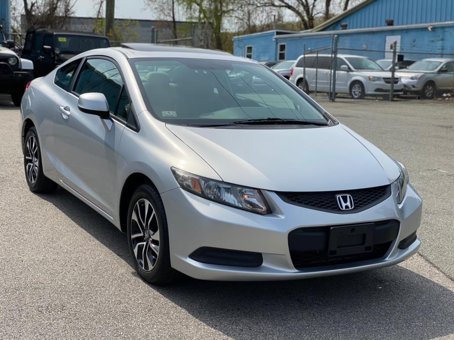 Used Honda Civic Cpe 2dr Auto EX 2013 | New Beginning Auto Service Inc . Ashland , Massachusetts