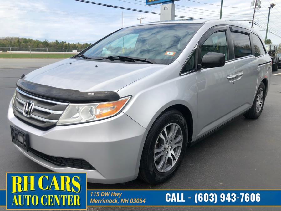 Used 2012 Honda Odyssey in Merrimack, New Hampshire | RH Cars LLC. Merrimack, New Hampshire