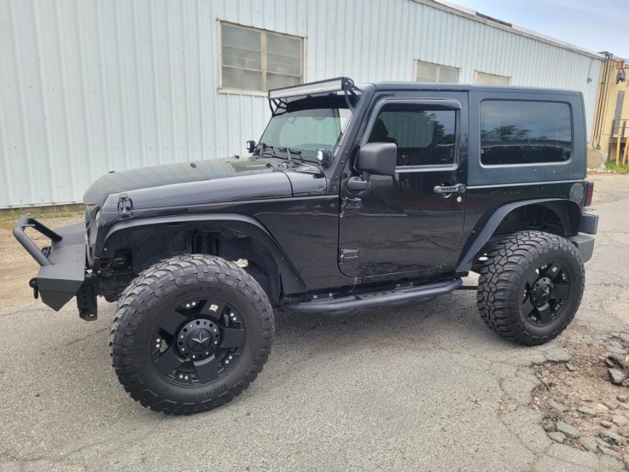 Used 2007 Jeep Wrangler in Brockton, Massachusetts | Capital Lease and Finance. Brockton, Massachusetts