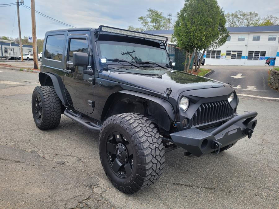 Used Jeep Wrangler 4WD 2dr Rubicon 2007 | Capital Lease and Finance. Brockton, Massachusetts