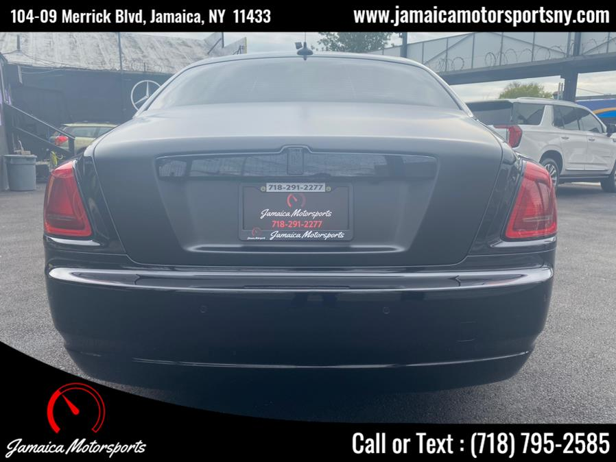 Used Rolls-Royce Ghost 4dr Sdn 2015 | Jamaica Motor Sports . Jamaica, New York