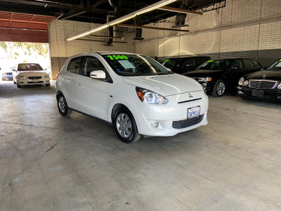 Used 2015 Mitsubishi Mirage in Garden Grove, California | U Save Auto Auction. Garden Grove, California