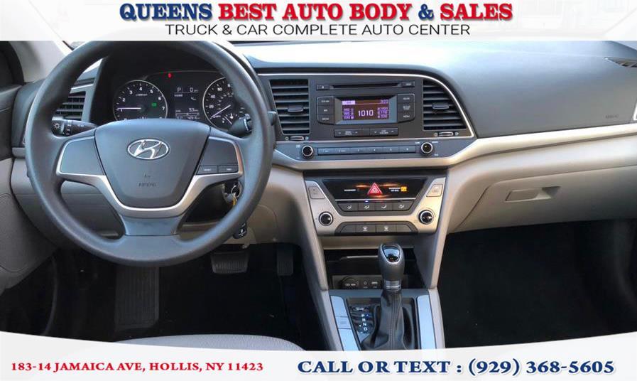 Used Hyundai Elantra SE 2.0L Auto (Ulsan Plant) 2017 | Queens Best Auto Body / Sales. Hollis, New York