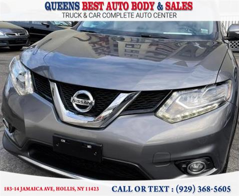 Used 2015 Nissan Rogue in Hollis, New York | Queens Best Auto Body / Sales. Hollis, New York