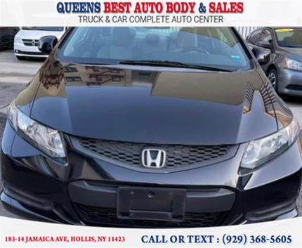 Used 2013 Honda Civic Cpe in Hollis, New York | Queens Best Auto Body / Sales. Hollis, New York