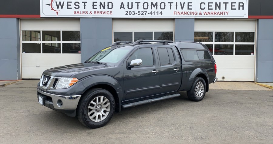 Used 2012 Nissan Frontier in Waterbury, Connecticut | West End Automotive Center. Waterbury, Connecticut