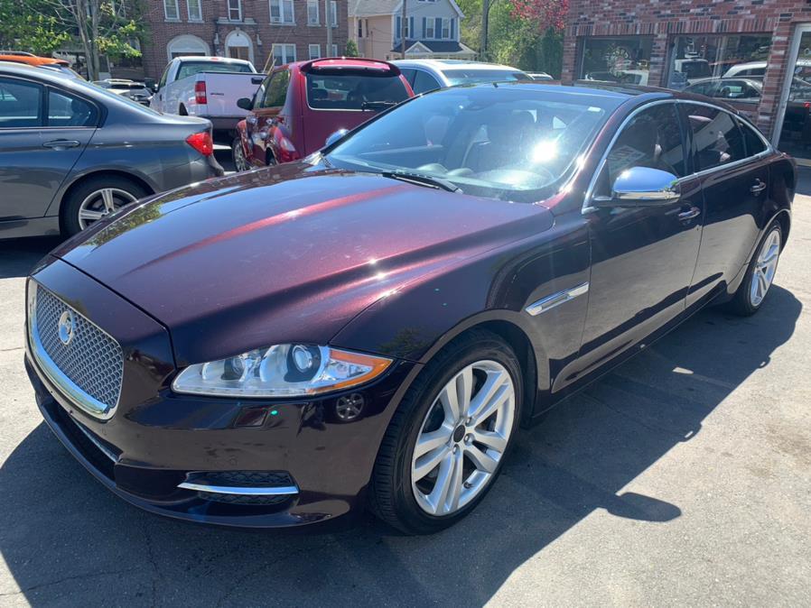 Used 2013 Jaguar XJ in New Britain, Connecticut | Central Auto Sales & Service. New Britain, Connecticut